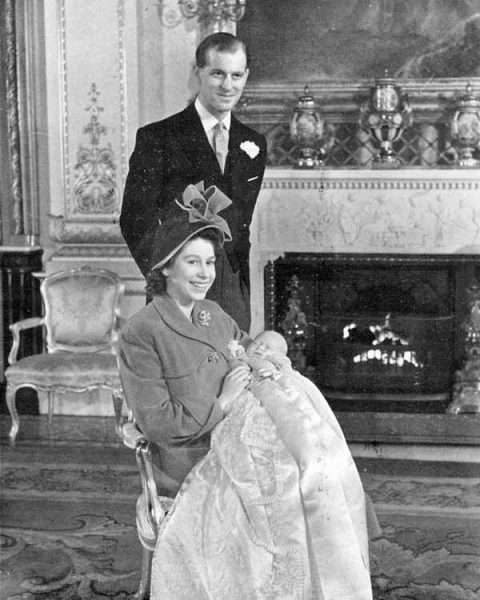 The Princess And Duke in 1949