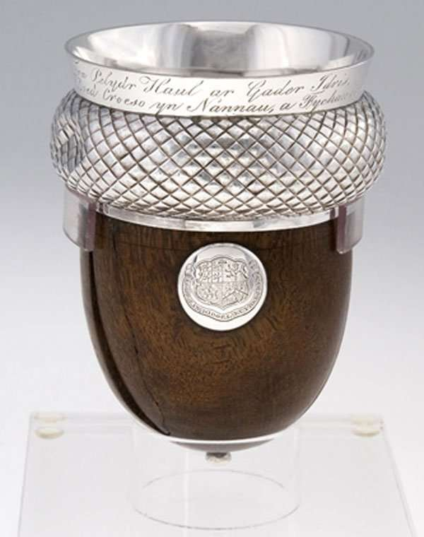 Stirrup Cup - Image Courtesy of The National Museum of Wales