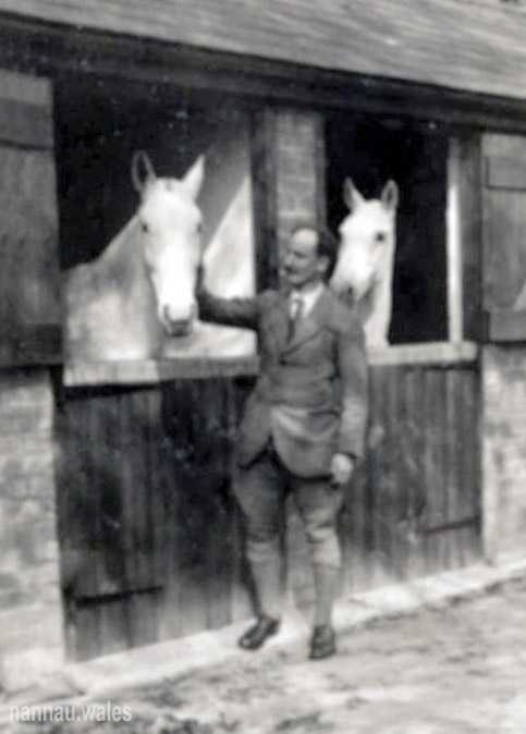 Brigadier C.H.V. Pritchard Vaughan. Photo courtesy of Philip Nanney Williams
