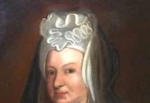 Catherine Vaughan of Corsygedol (c.1659-1733) (Widow of Colonel Hugh Nanney)