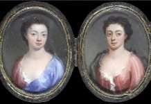 Catherine and Janet Nanney c.1710