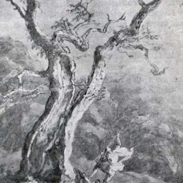 1798 drawing by Barker