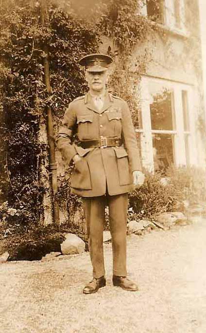 Major General John Vaughan-Quaile - © Christopher Quaile