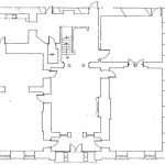 Plas Nannau Hall - Ground Floor Plan