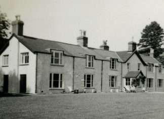 Maesybryner in July 1955