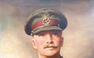 Major-General John Vaughan