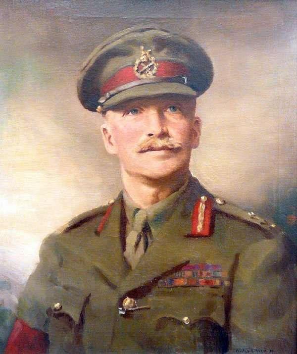 Major-General John Vaughan