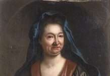 Anne Corbet, née Vaughan (c.1659–1734), Wife of V. Corbet of Ynysymaengwyn (Courtesy of The National Museum of Wales)