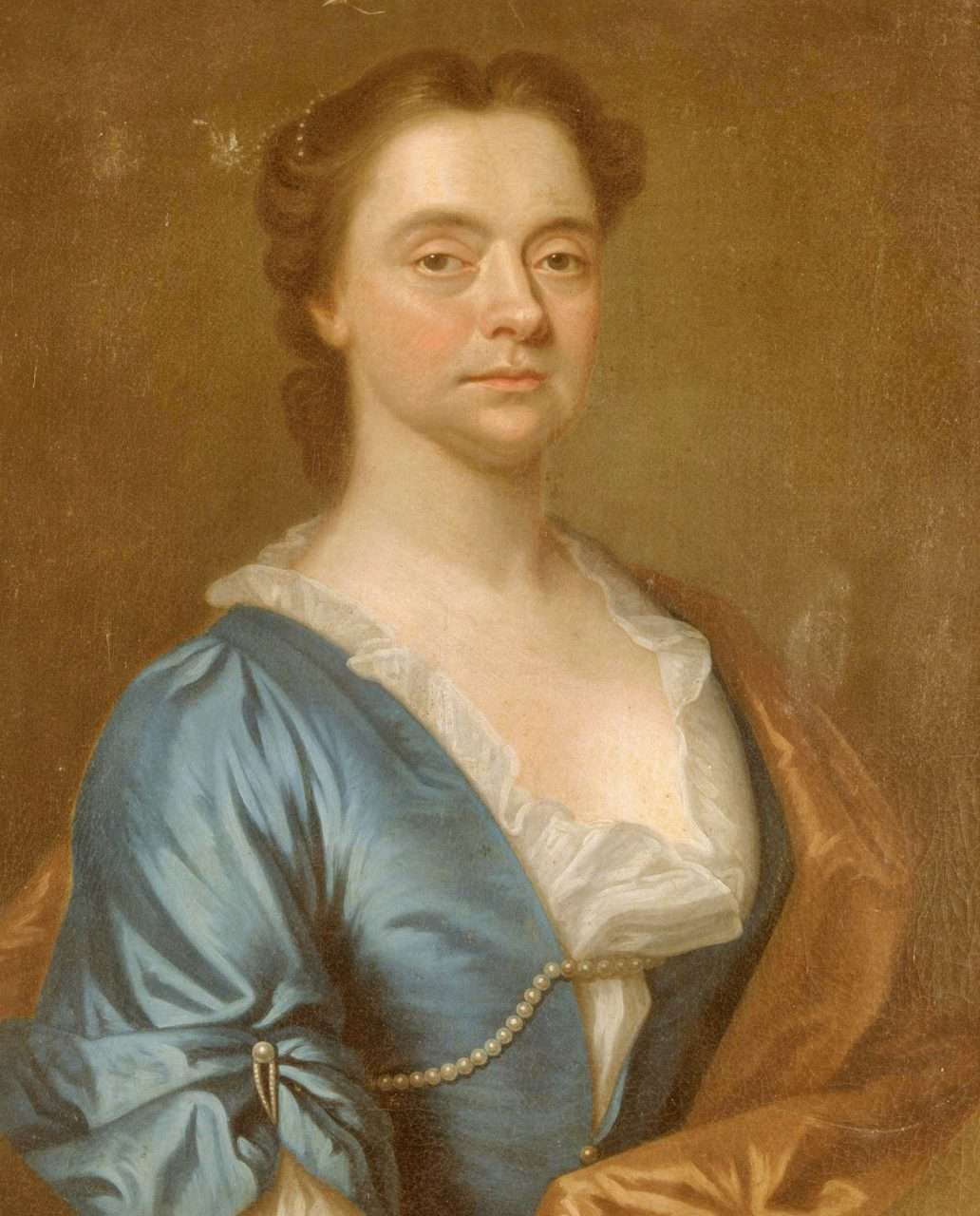 Catherine Vaughan (née Nanney) (Courtesy of The National Museum of Wales)