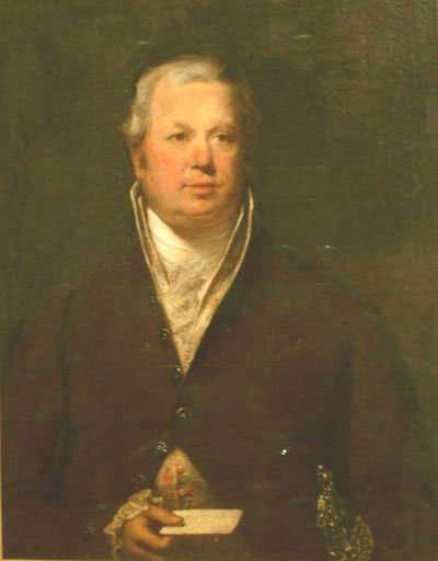 Sir Robert Williames Vaughan (Courtesy of The National Museum of Wales)