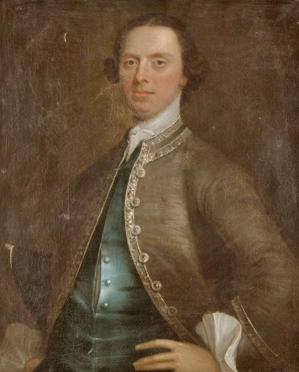 William Vaughan of Corsygedol (Courtesy of The National Museum of Wales)