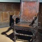Parliament Armchair of the Nannau Family