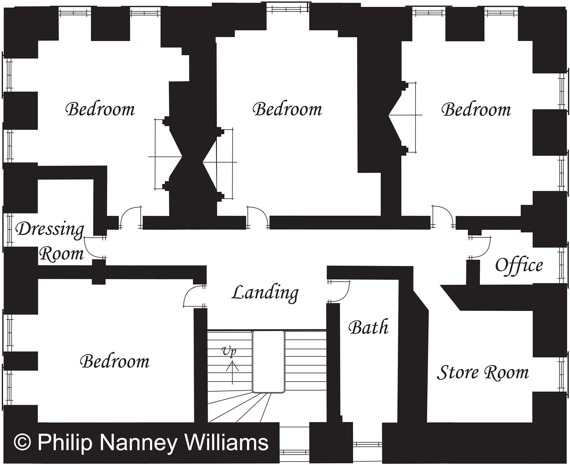 First Floor - © Philip Nanney Williams