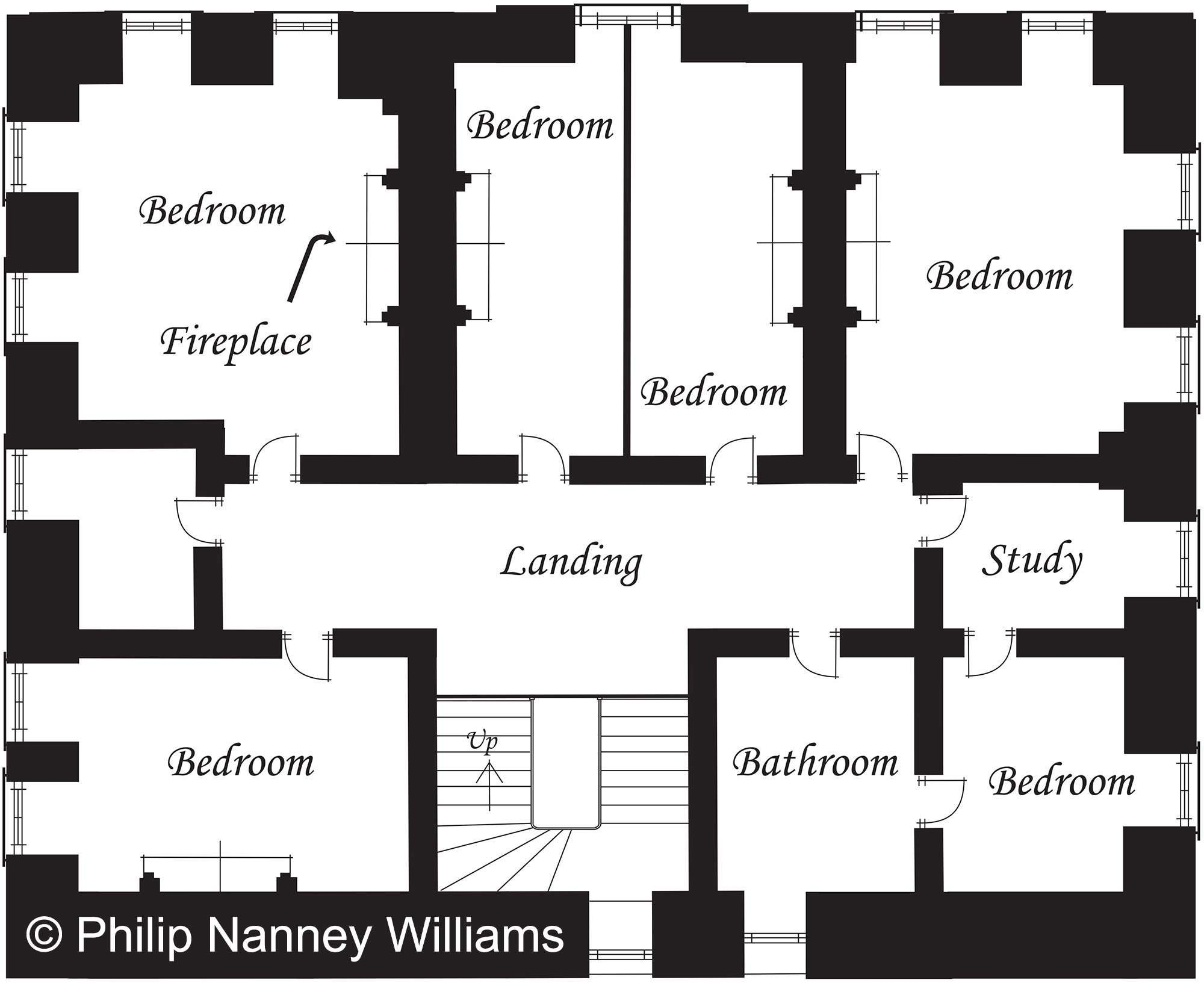 Second Floor - © Philip Nanney Williams