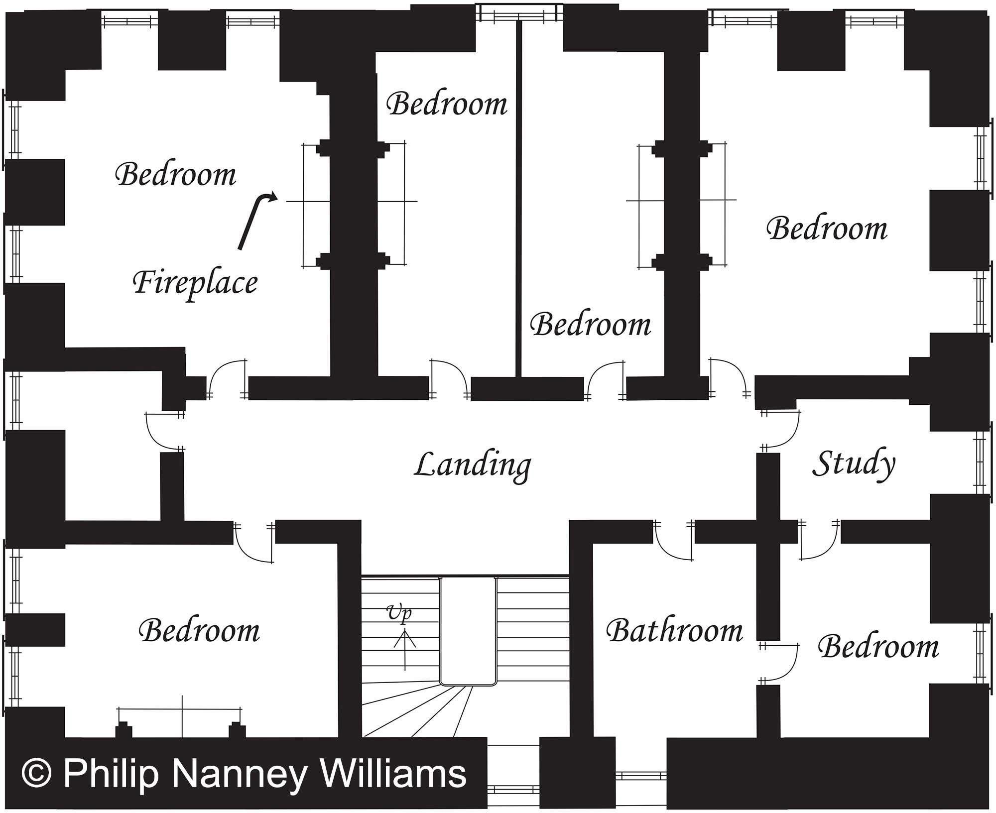 Second Floor - © Philip Nanney Williams