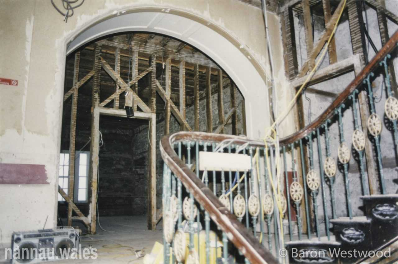 Plas Nannau Hall Interior - 25th May 1999. Photo © Baron Westwood.