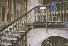 Plas Nannau Hall Interior - 25th May 1999. Photo © Baron Westwood.