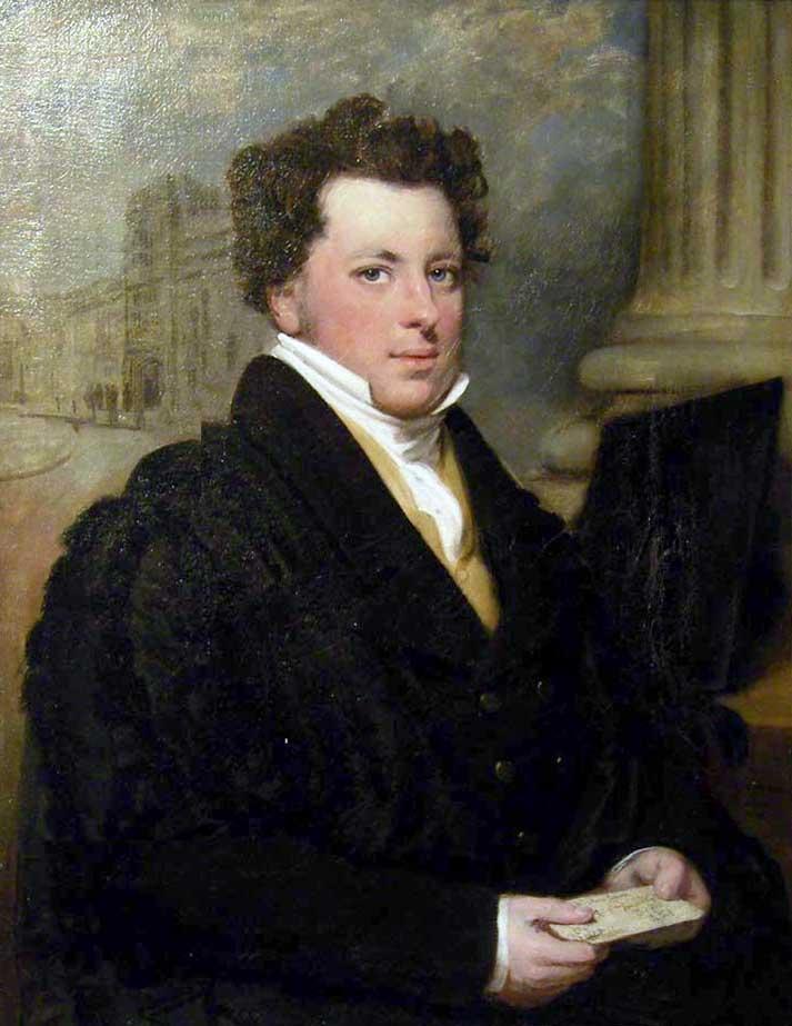 Sir Robert Williames Vaughan, 3rd Baronet (1803-1859)