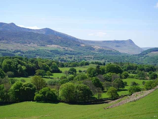 Views of Cader Idris